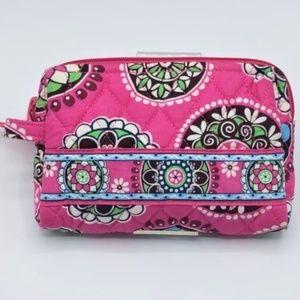 Vera Bradley Hot Pink Cosmetic Bag